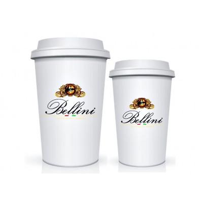 Стаканчик бумажный Bellini 175 мл (100шт)