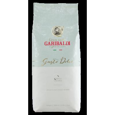 Кофе зерновой GARIBALDI GUSTO  DOLCE по цене 350 грн.