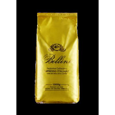 Кофе в зернах BELLINI ESPRESSO ITALIANO  gold по цене 260 грн.