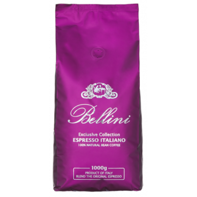 Кофе в зернах BELLINI ESPRESSO ITALIANO rosa по цене 270 грн.