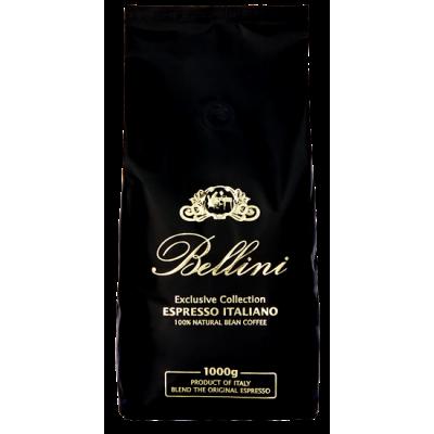 Кофе в зернах BELLINI ESPRESSO ITALIANO nero по цене 220 грн.