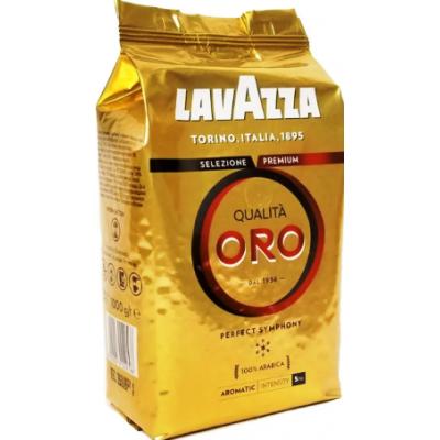 Lavazza Qualita Oro  1 кг